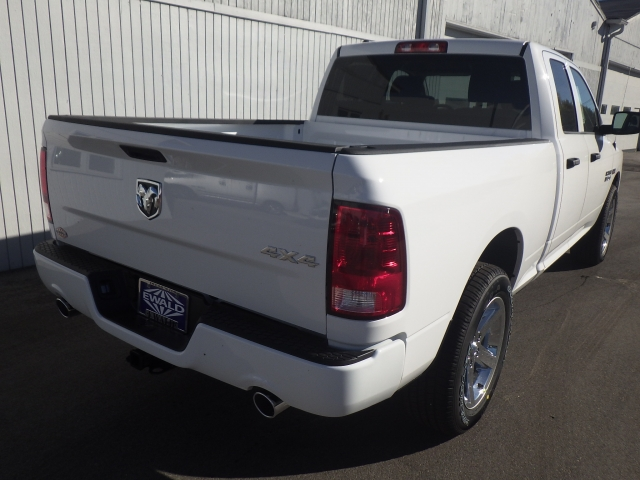 2017 Ram 1500 Quad Cab 4x4, Pickup #DH136 - photo 2