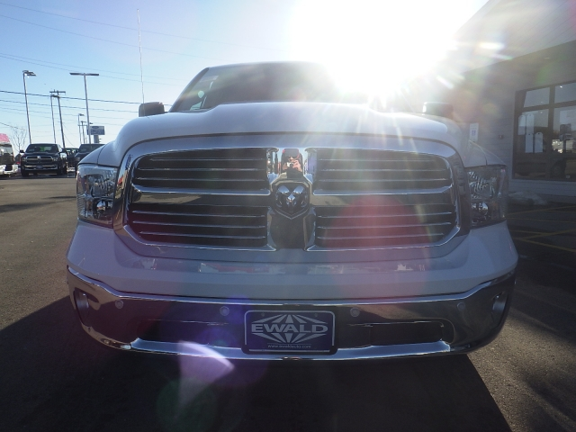 2017 Ram 1500 Quad Cab 4x4, Pickup #DH161 - photo 8