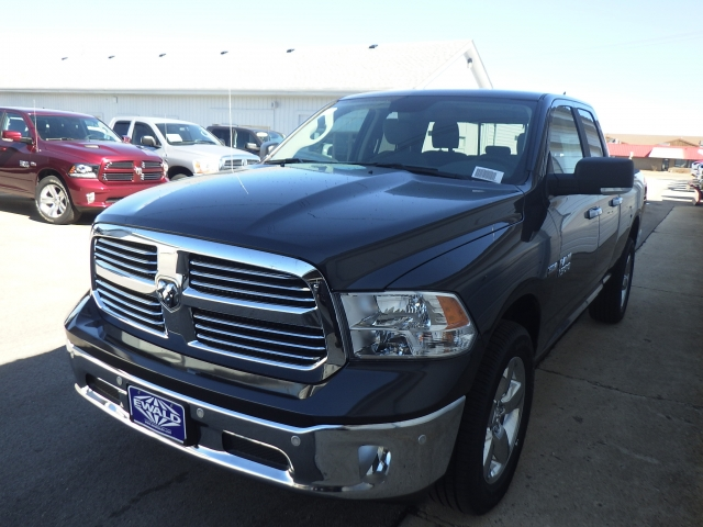 2017 Ram 1500 Quad Cab 4x4, Pickup #DH165 - photo 13