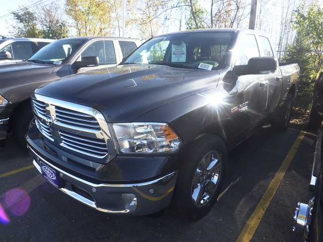 2017 Ram 1500 Quad Cab 4x4, Pickup #DH165 - photo 3