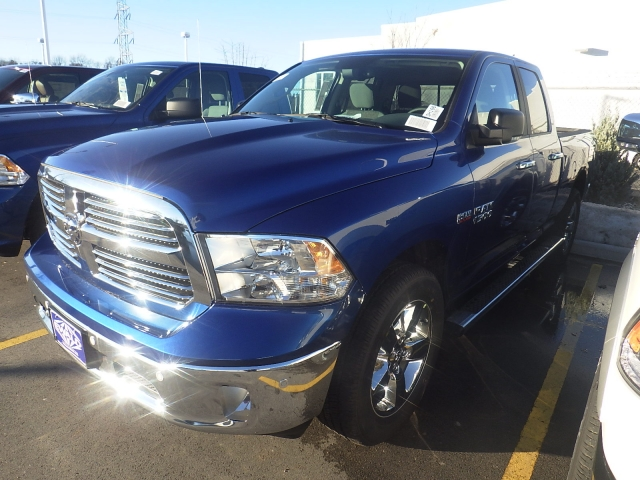 2017 Ram 1500 Quad Cab 4x4, Pickup #DH166 - photo 4