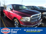 2017 Ram 1500 Quad Cab 4x4, Pickup #DH167 - photo 1