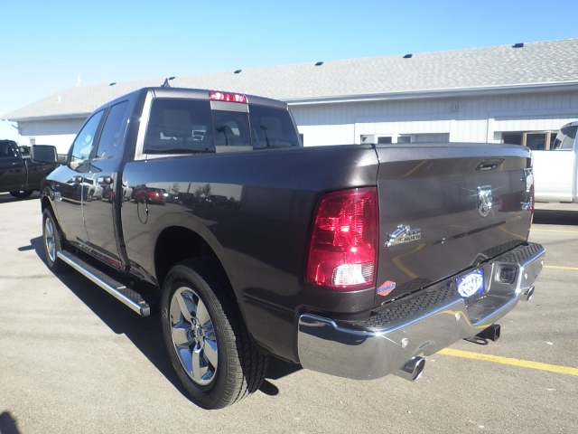 2017 Ram 1500 Quad Cab 4x4, Pickup #DH177 - photo 2