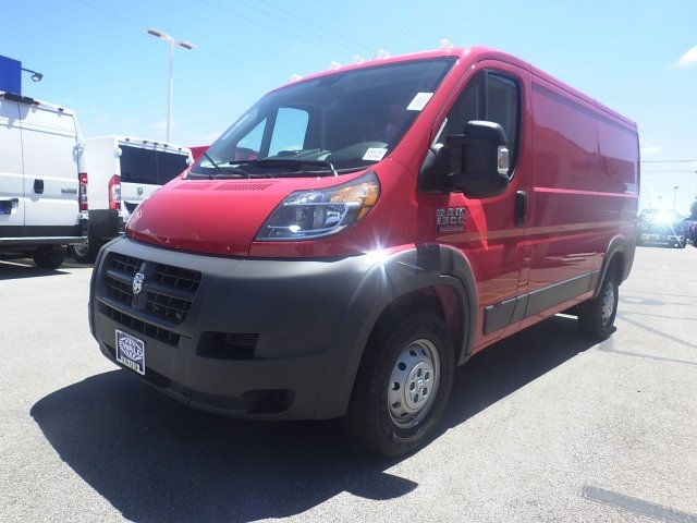 2017 ProMaster 1500 Low Roof, Cargo Van #DH197 - photo 8