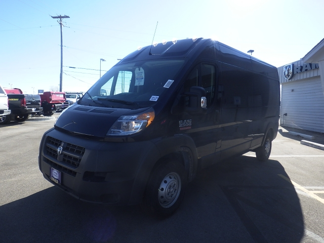 2017 ProMaster 2500, Cargo Van #DH199 - photo 7