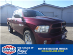 2017 Ram 1500 Quad Cab 4x4, Pickup #DH223 - photo 1