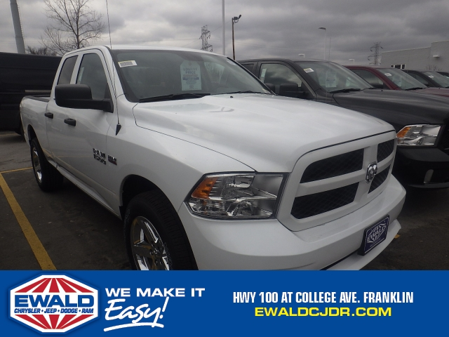 2017 Ram 1500 Quad Cab 4x4 Pickup #DH226 - photo 1