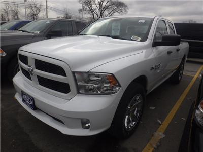 2017 Ram 1500 Quad Cab 4x4 Pickup #DH226 - photo 4