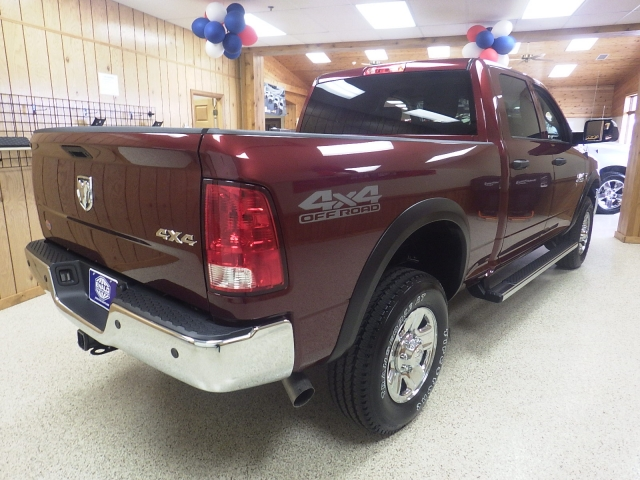 2017 Ram 2500 Crew Cab 4x4, Pickup #DH250 - photo 2