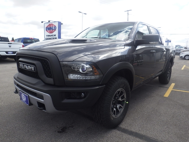 2017 Ram 1500 Crew Cab 4x4, Pickup #DH269 - photo 7