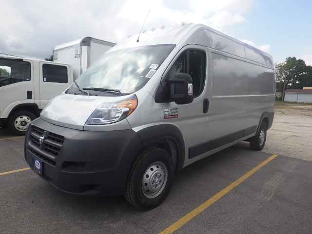 2017 ProMaster 2500 High Roof Cargo Van #DH300 - photo 4