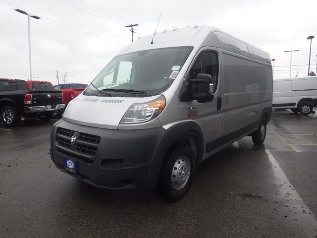 2017 ProMaster 2500 High Roof Cargo Van #DH300 - photo 8