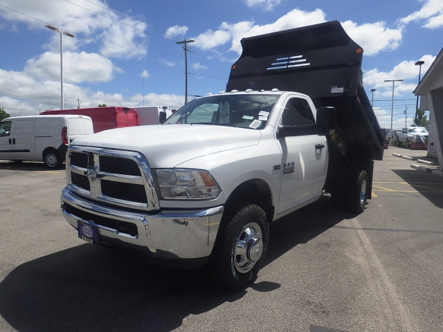 2017 Ram 3500 Regular Cab DRW 4x4, Dump Body #DH336 - photo 14