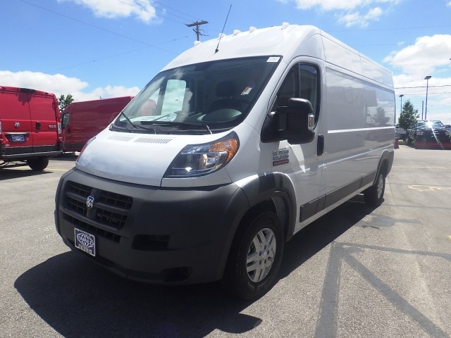 2017 ProMaster 2500 High Roof, Van Upfit #DH357 - photo 8