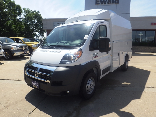 2017 ProMaster 3500, Service Utility Van #DH360 - photo 9