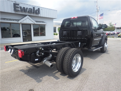 2017 Ram 5500 Regular Cab DRW 4x4 Cab Chassis #DH377 - photo 2