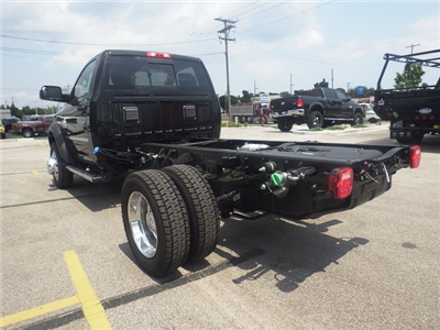 2017 Ram 5500 Regular Cab DRW 4x4 Cab Chassis #DH377 - photo 6