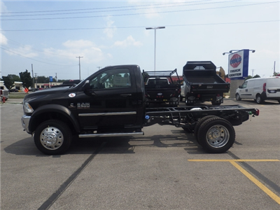 2017 Ram 5500 Regular Cab DRW 4x4 Cab Chassis #DH377 - photo 7