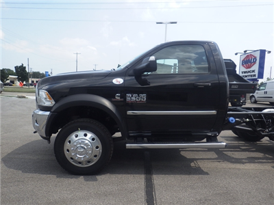 2017 Ram 5500 Regular Cab DRW 4x4 Cab Chassis #DH377 - photo 8