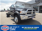 2017 Ram 5500 Regular Cab DRW 4x4, Cab Chassis #DH377 - photo 1