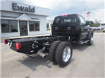 2017 Ram 5500 Regular Cab DRW 4x4 Cab Chassis #DH377 - photo 1