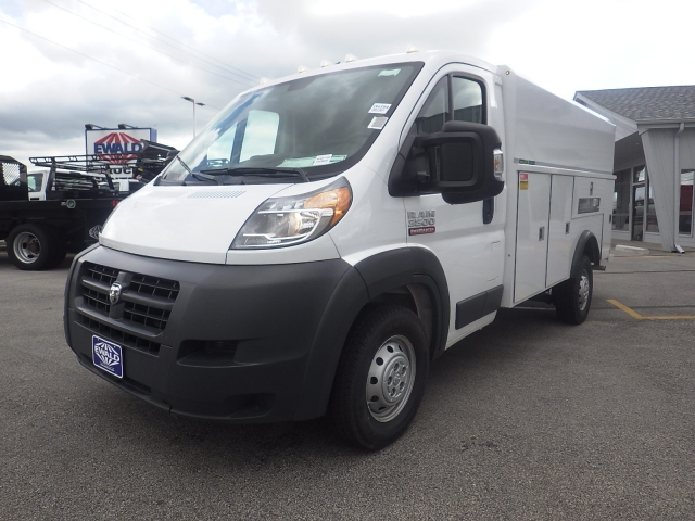 2017 ProMaster 3500, Reading Service Utility Van #DH394 - photo 10