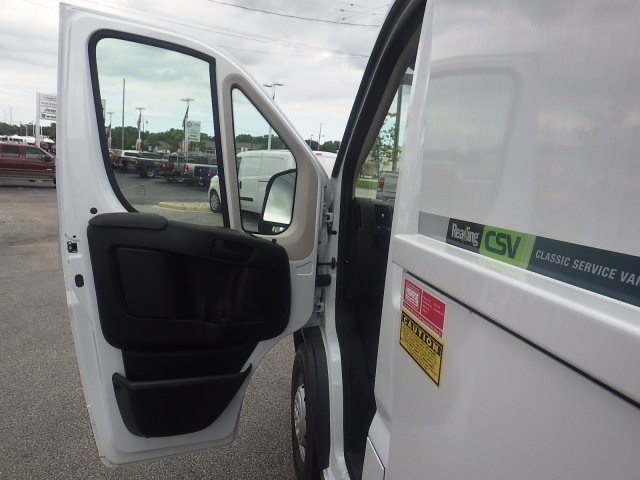 2017 ProMaster 3500, Reading Service Utility Van #DH394 - photo 17