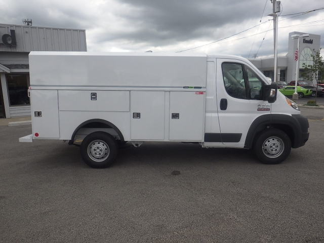 2017 ProMaster 3500, Reading Service Utility Van #DH394 - photo 3