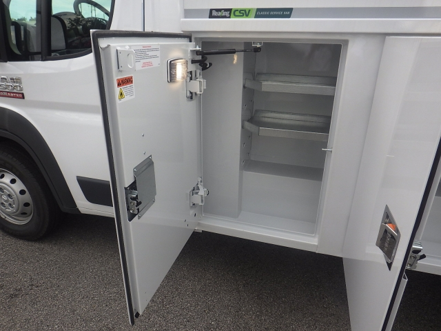 2017 ProMaster 3500, Reading Aluminum CSV Service Utility Van #DH394 - photo 30