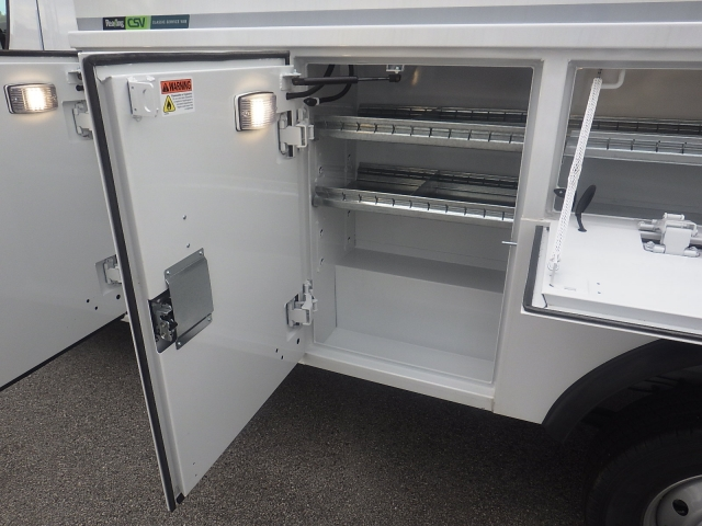 2017 ProMaster 3500, Reading Service Utility Van #DH394 - photo 31
