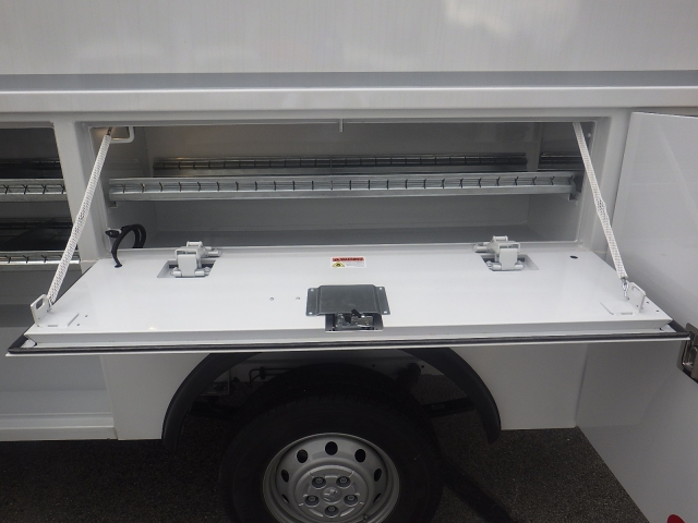 2017 ProMaster 3500, Reading Aluminum CSV Service Utility Van #DH394 - photo 32