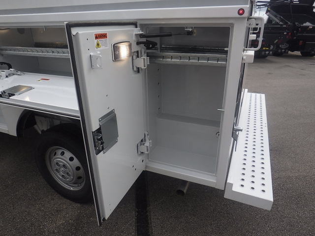 2017 ProMaster 3500, Reading Service Utility Van #DH394 - photo 33