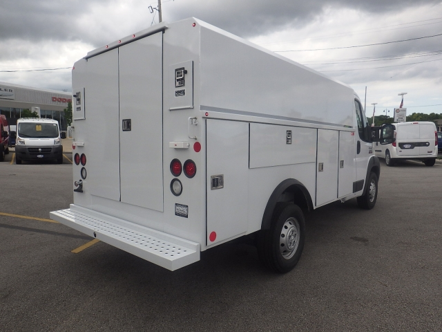2017 ProMaster 3500, Reading Service Utility Van #DH394 - photo 2