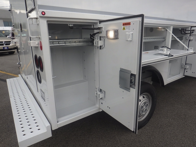 2017 ProMaster 3500, Reading Service Utility Van #DH394 - photo 42