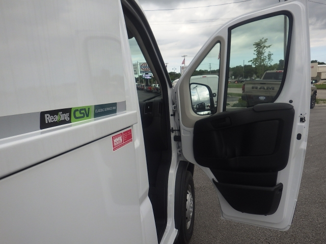2017 ProMaster 3500, Reading Aluminum CSV Service Utility Van #DH394 - photo 47