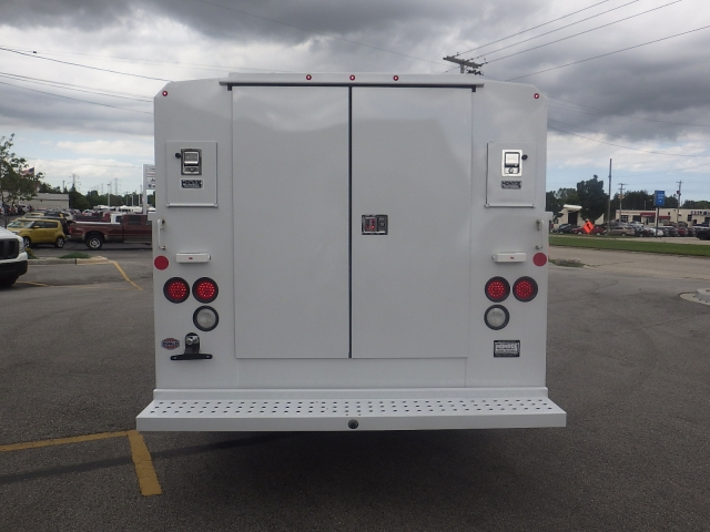 2017 ProMaster 3500, Reading Aluminum CSV Service Utility Van #DH394 - photo 5