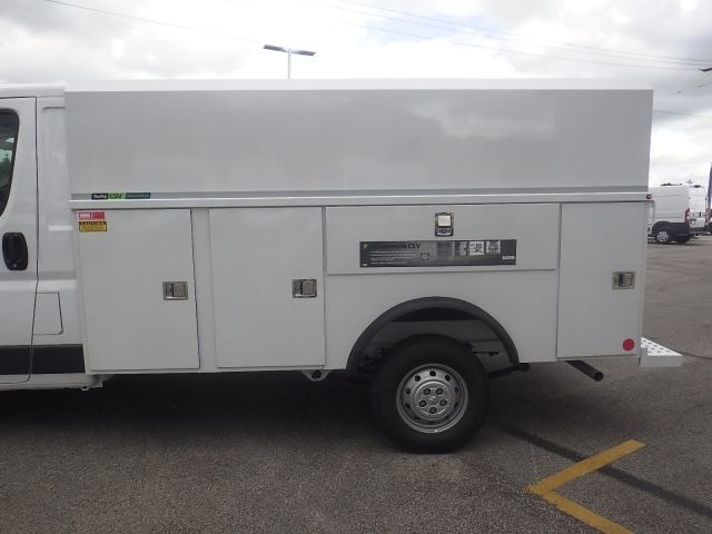 2017 ProMaster 3500, Reading Aluminum CSV Service Utility Van #DH394 - photo 8