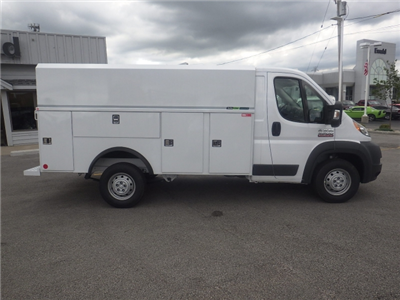 2017 ProMaster 3500, Reading Aluminum CSV Service Utility Van #DH394 - photo 3