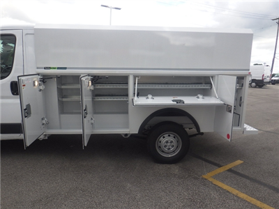 2017 ProMaster 3500, Reading Aluminum CSV Service Utility Van #DH394 - photo 29