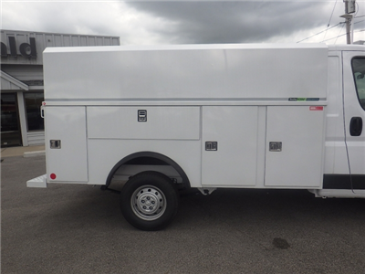2017 ProMaster 3500, Reading Aluminum CSV Service Utility Van #DH394 - photo 4