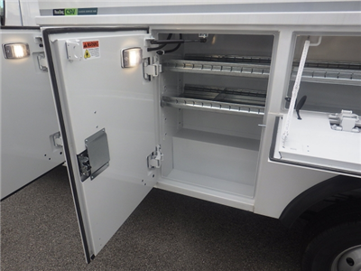 2017 ProMaster 3500, Reading Aluminum CSV Service Utility Van #DH394 - photo 31
