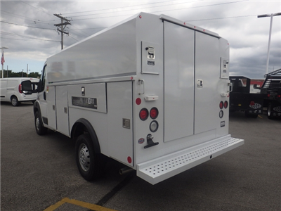 2017 ProMaster 3500, Reading Aluminum CSV Service Utility Van #DH394 - photo 6