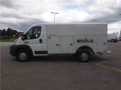 2017 ProMaster 3500, Reading Aluminum CSV Service Utility Van #DH394 - photo 7