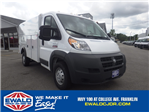 2017 ProMaster 3500, Reading Aluminum CSV Service Utility Van #DH394 - photo 1