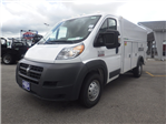 2017 ProMaster 3500, Reading Aluminum CSV Service Utility Van #DH394 - photo 10