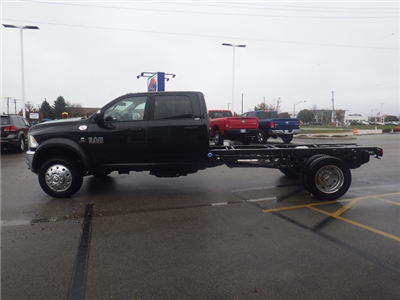 2017 Ram 5500 Crew Cab DRW 4x4 Cab Chassis #DH404 - photo 9