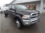2017 Ram 5500 Crew Cab DRW 4x4 Cab Chassis #DH404 - photo 3