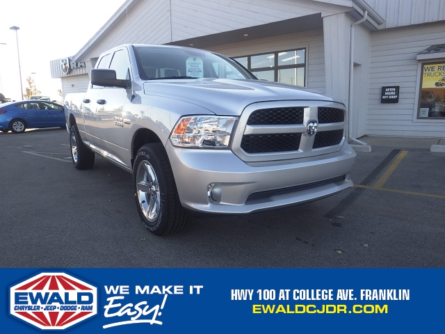 2017 Ram 1500 Quad Cab 4x4 Pickup #DH442 - photo 1