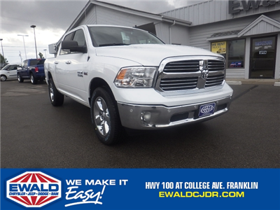 2018 Ram 1500 Crew Cab 4x4, Pickup #DJ108 - photo 1