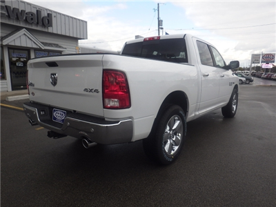 2018 Ram 1500 Crew Cab 4x4, Pickup #DJ108 - photo 2